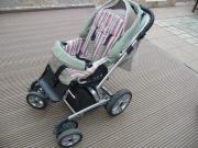 Gesslein Kombi-Kinderwagen