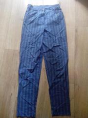 gestreifte Jeans von C&A Gr. 36 gebraucht kaufen  Bielefeld Senne