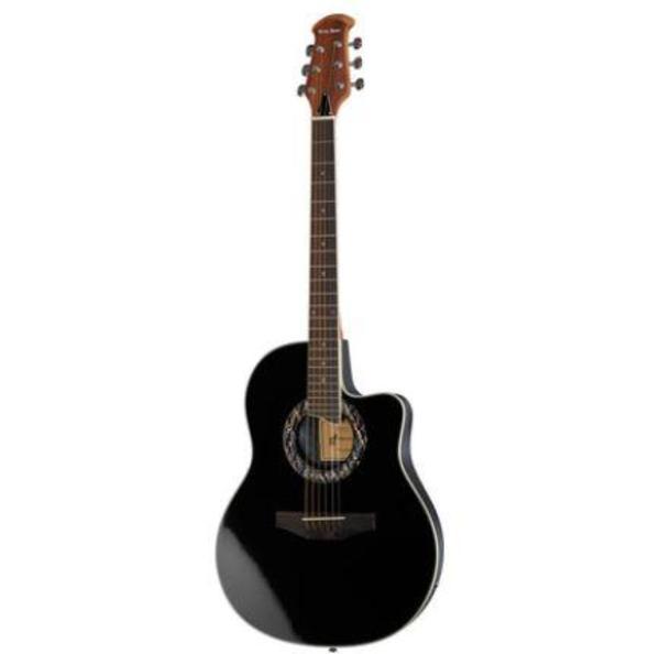 gitarre harley benton hbo600 bk in mannheim streich und zupfinstrumente kaufen und verkaufen. Black Bedroom Furniture Sets. Home Design Ideas