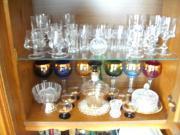 Gläser und Glasgeschirr