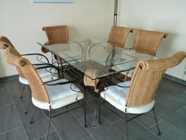 glastisch glasplatten neu und gebraucht kaufen bei. Black Bedroom Furniture Sets. Home Design Ideas