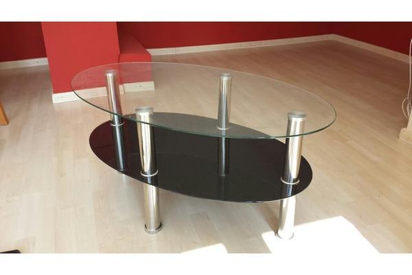 glastisch neu neu und gebraucht kaufen bei. Black Bedroom Furniture Sets. Home Design Ideas