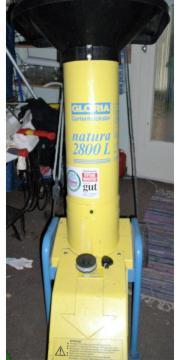 Gloria 2800 liter