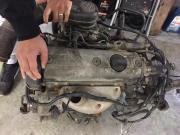 Golf 3 motor