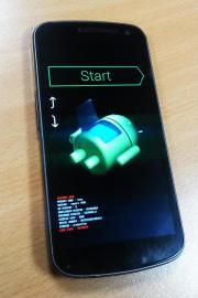 Google Galaxy Nexus (