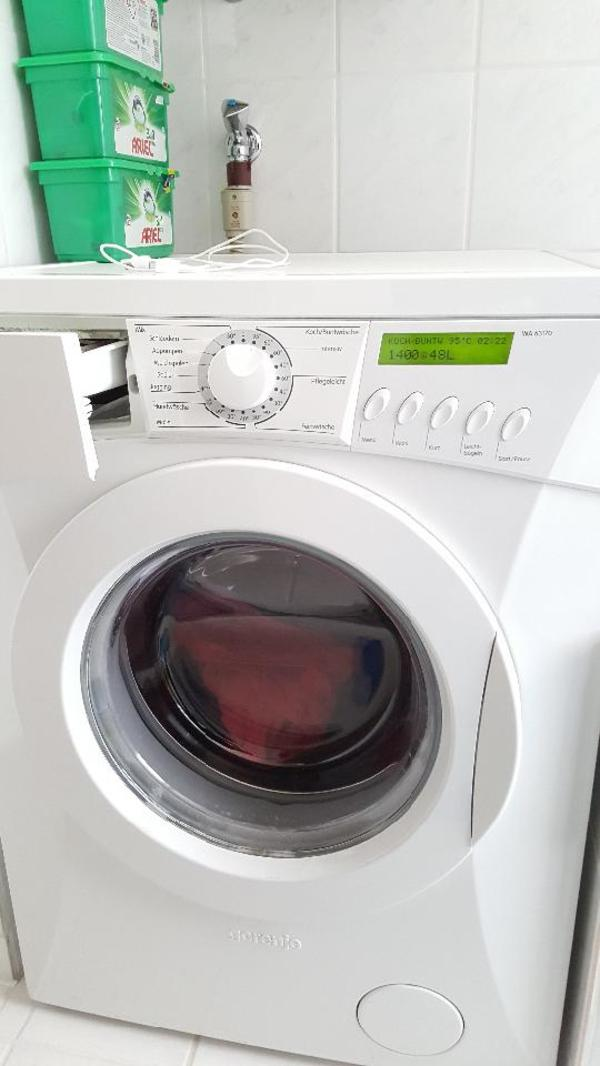 gorenje in n rnberg waschmaschinen kaufen und verkaufen ber private kleinanzeigen. Black Bedroom Furniture Sets. Home Design Ideas