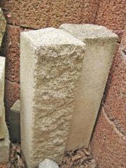 Granit-Beton Palisaden
