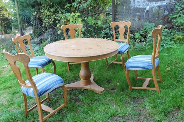 tisch rund tisch neu und gebraucht kaufen bei. Black Bedroom Furniture Sets. Home Design Ideas