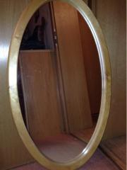 großer Wand-Spiegel