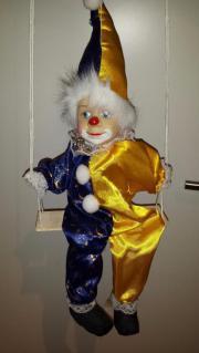 Hängedekoration Clown auf