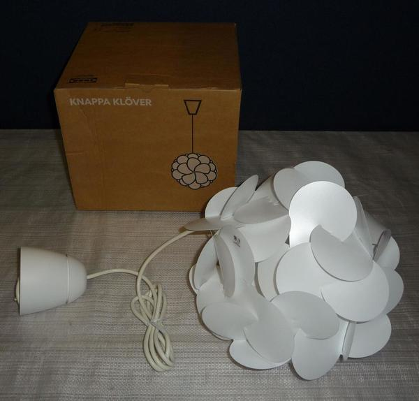 Hängeleuchte IKEA Knappa » Lampen