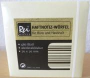 Haftnotiz-Würfel, 480