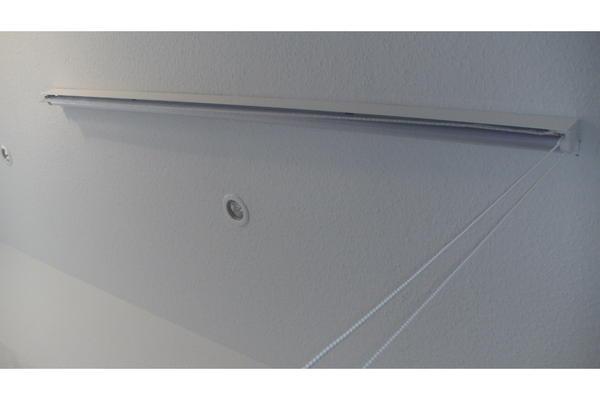halb kassetten duschrollo duschen ohne badvorhang der. Black Bedroom Furniture Sets. Home Design Ideas