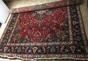 handgeknüpfter Orientteppich Persien