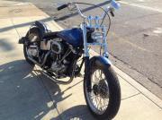 Harley Davidson Panhead,