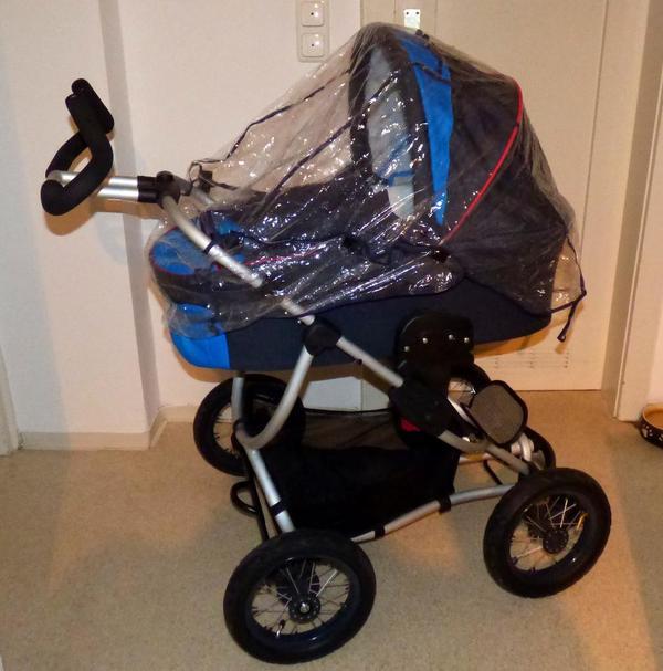 hauck traxx marlin ii kombikinderwagen in m nchen kinderwagen kaufen und verkaufen ber. Black Bedroom Furniture Sets. Home Design Ideas