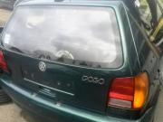 Heckklappe VW Polo