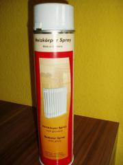 Heizkörper Spray weiß