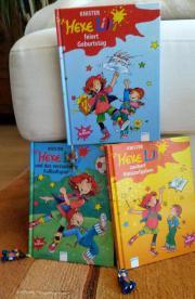 Hexe Lilli Bücher