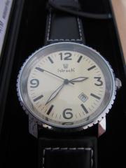 Hirsch Armbanduhr, helles