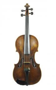 Historische Mittenwalder Geige