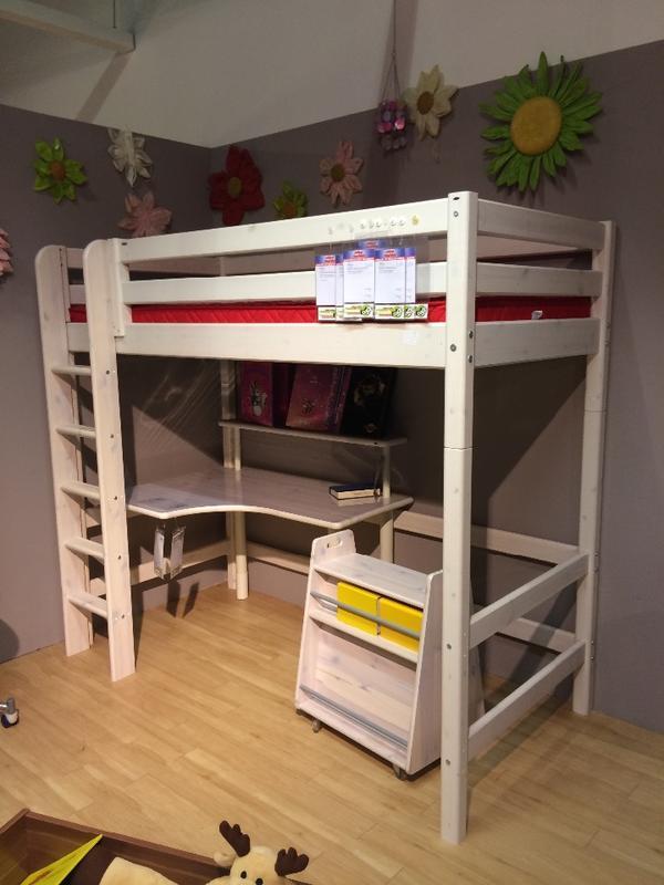 neu hochbett neu und gebraucht kaufen bei. Black Bedroom Furniture Sets. Home Design Ideas