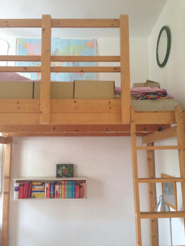 Jugendzimmer hochbett amped for for Jugendzimmer hochbett komplett