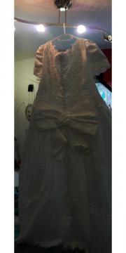 Hochzeit Kleid zu