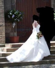Hochzeitskleid 38/40
