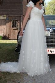 Hochzeitskleid Designerkleid