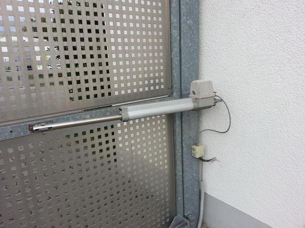 Kleinanzeigen Hoftor Elektrisch Fb Stahl Verzinkt Alu
