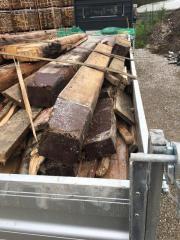 Holz Lagerfeuer Brennholz