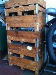 Holz Transportkisten gebraucht