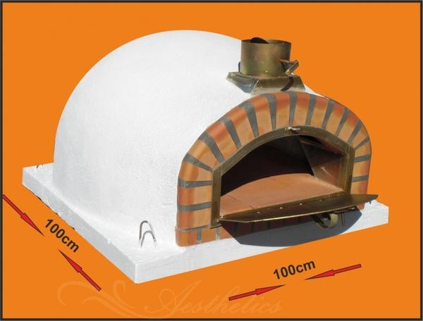 holzbackofen pizza ofen modell pizzaioli 100 x 100 cm steinofen in bad gandersheim sonstiges. Black Bedroom Furniture Sets. Home Design Ideas