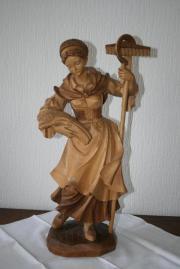 Holzfigur