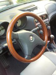 Holzlenkrad Alfa Romeo