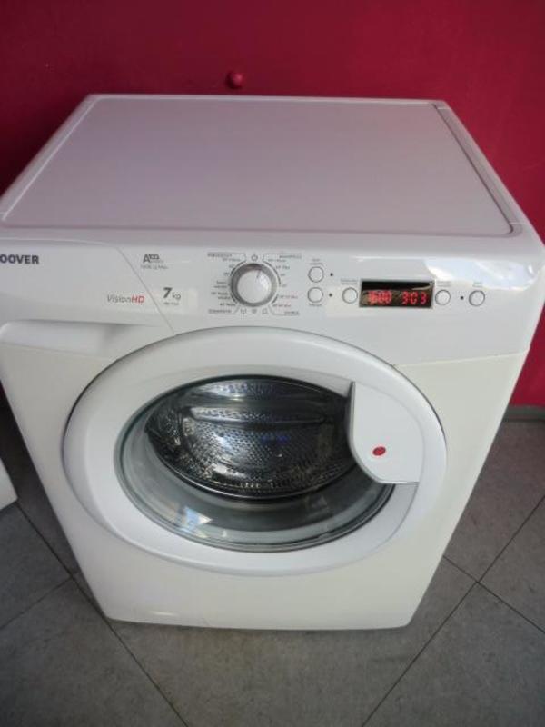 hoover vision hd mk 7165 waschmaschine frei haus garantie 182 in berlin waschmaschinen. Black Bedroom Furniture Sets. Home Design Ideas