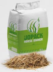 Horse Dinner / Staubfreie
