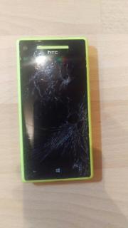 HTC 8x Gelb