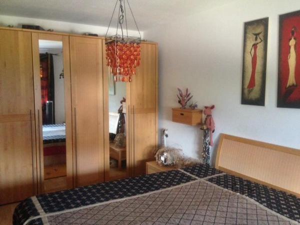 h lsta schlafzimmer vollholz mit oder ohne wasserbett zu versteigern in ottersweier. Black Bedroom Furniture Sets. Home Design Ideas