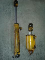 Hydraulikzylinder /Steuergerät / Hydraulikpumpe