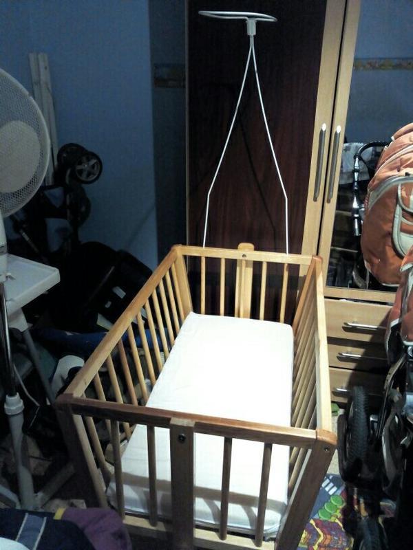 baby bett neu und gebraucht kaufen bei. Black Bedroom Furniture Sets. Home Design Ideas
