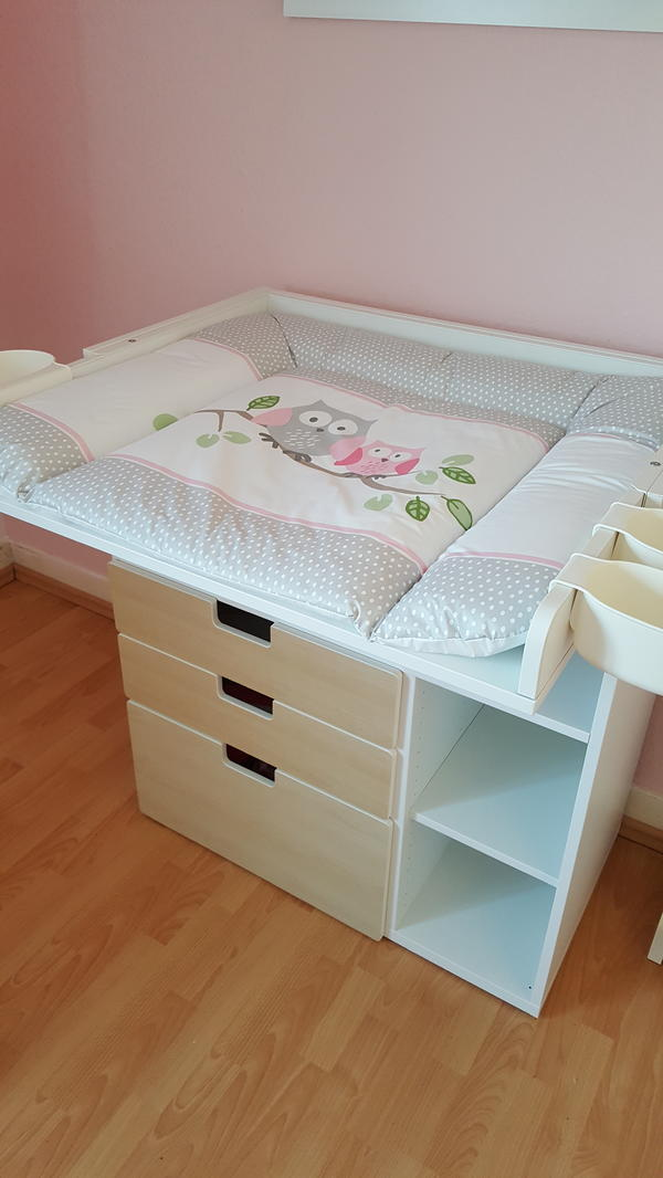 ikea babyzimmer dekor. Black Bedroom Furniture Sets. Home Design Ideas