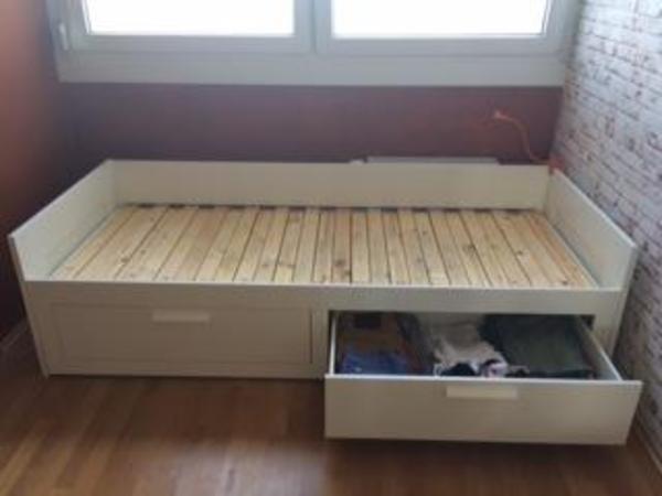 ikea bett brimnes schubladen das beste aus wohndesign. Black Bedroom Furniture Sets. Home Design Ideas