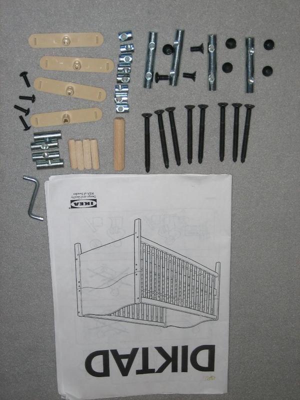 Ikea Wickelkommode Stuva Test ~ Kleinanzeigen IKEA Diktad Kinderbett 70 140 cm  Bild 5 von Bild 5