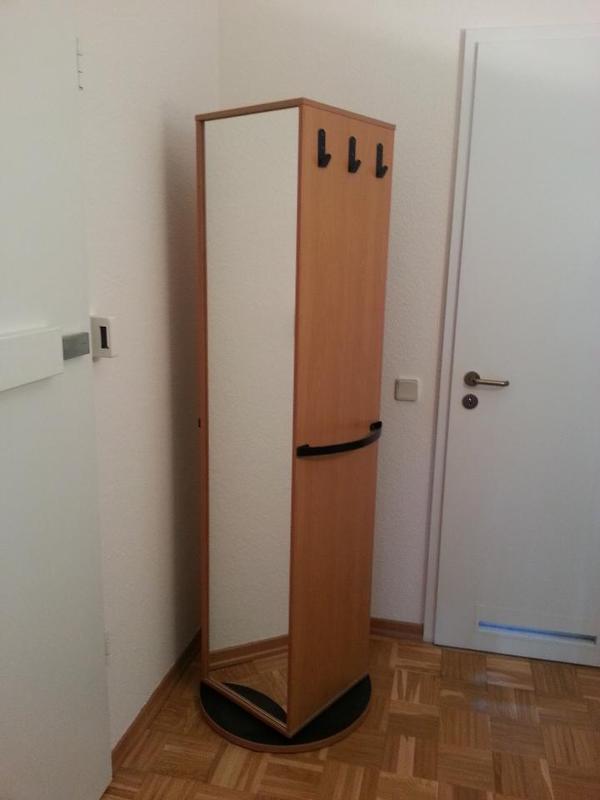 Ikea spiegel neu und gebraucht kaufen bei for Drehschrank bad