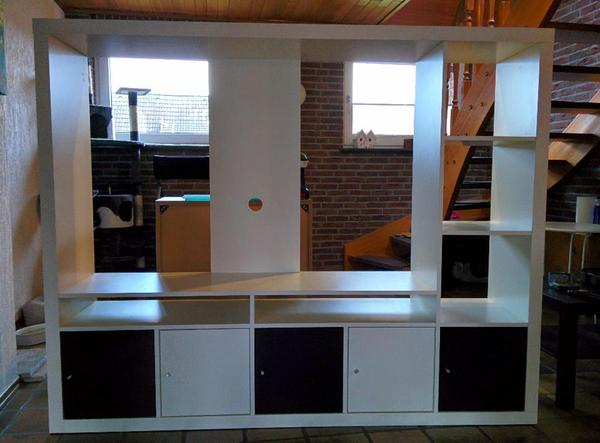 ikea fernsehschrank alte expedit reihe guter zustand in duisburg ikea m bel kaufen und. Black Bedroom Furniture Sets. Home Design Ideas
