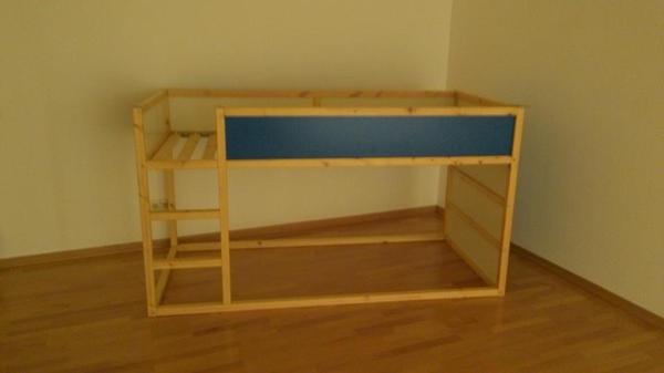 hochbett hoch kleinanzeigen familie haus garten. Black Bedroom Furniture Sets. Home Design Ideas