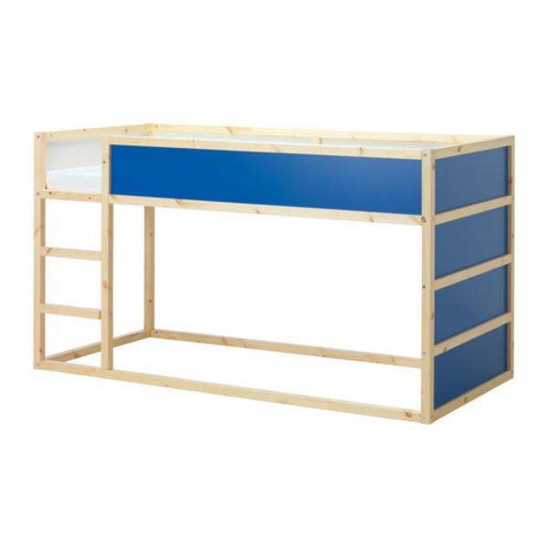 wohnzimmerschränke ikea:IKEA/Kura Umbaufähiges Bett mit Lattenrost in Zirndorf – IKEA-Möbel