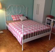 leirvik bett in m nchen haushalt m bel gebraucht und. Black Bedroom Furniture Sets. Home Design Ideas